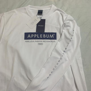 アップルバム(APPLEBUM)の【未使用】applebum elite performance ロングT    (Tシャツ/カットソー(七分/長袖))