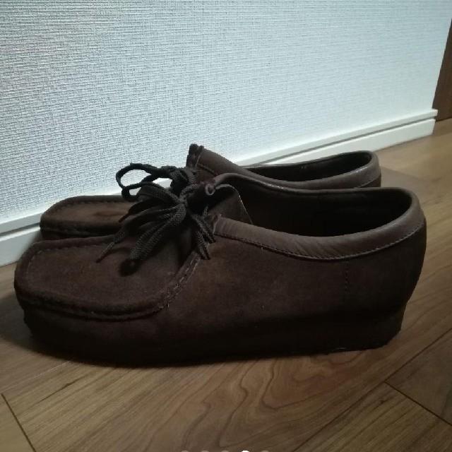 Clarks(クラークス)のモカシン Clarks ワラビー メンズの靴/シューズ(スリッポン/モカシン)の商品写真