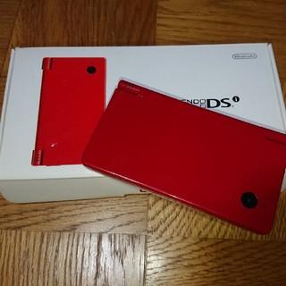 ニンテンドーDS(ニンテンドーDS)のNintendo NINTENDO DS 本体 ニンテンドー DSI RED(携帯用ゲーム機本体)
