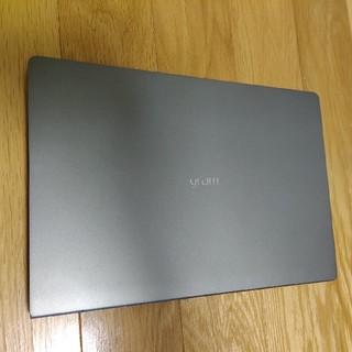 エルジーエレクトロニクス(LG Electronics)のLG gram 13Z980(ノートPC)