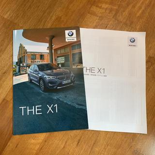 BMW - BMW X1カタログとプライスリスト