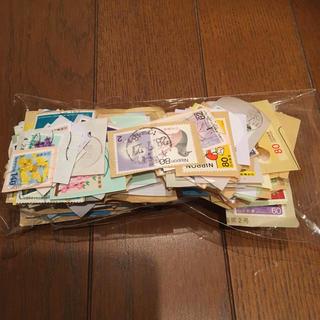 使用済み切手 三百枚(使用済み切手/官製はがき)
