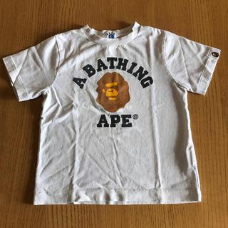 アベイシングエイプ(A BATHING APE)のTシャツ  110  100   なかぴ様(Tシャツ/カットソー)