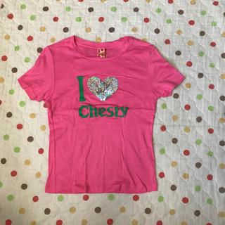 チェスティ(Chesty)の★美品★チェスティ 半袖Tシャツ(Tシャツ(半袖/袖なし))
