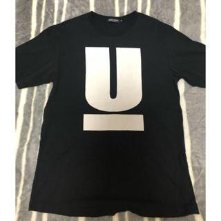 アンダーカバー(UNDERCOVER)の美品 undercover Tシャツ ブラック メンズ Mサイズ(Tシャツ/カットソー(半袖/袖なし))
