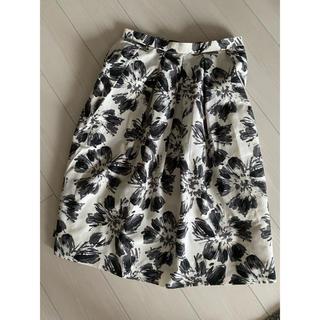 バーニーズニューヨーク(BARNEYS NEW YORK)の BARNEYS NEWYORKのスカート(ひざ丈スカート)