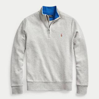 ポロラルフローレン(POLO RALPH LAUREN)のポロラルフローレン コットン クォータージップ プルオーバー ボーイズ XL(Tシャツ/カットソー)