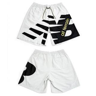 ニューバランス(New Balance)のthe apartment new balance shorts L(ショートパンツ)