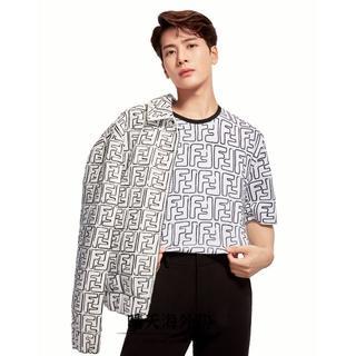 フェンディ(FENDI)のFENDIフェンディ Tシャツ 半袖008(Tシャツ/カットソー(半袖/袖なし))