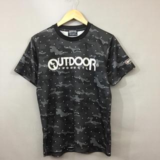 アウトドアプロダクツ(OUTDOOR PRODUCTS)のアウトドア OUTDOOR ドライ Tシャツ 半袖 スポーツウェア カモフラ柄(Tシャツ/カットソー(半袖/袖なし))