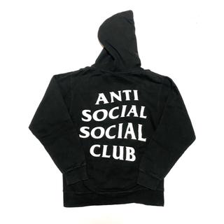 アンチ(ANTI)のAnti Social Social Club Mind Game Hoodie(パーカー)