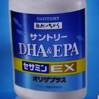 サントリーDHA&EPA セサミンEX(その他)
