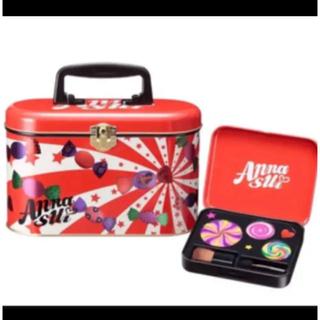 アナスイ(ANNA SUI)のキャンディ缶入り ANNASUI 限定コスメ アイシャドーチーク 完売品(コフレ/メイクアップセット)