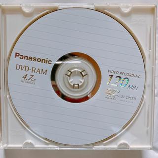 パナソニック(Panasonic)のつっつんさん専用!新品、未使用⭐︎DVD-RAM  6枚セット(その他)