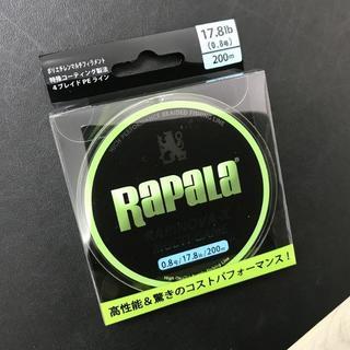 ラパラ ラピノヴァ・エックス マルチゲーム 200m 0.8号(釣り糸/ライン)