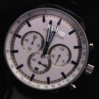 インターナショナルウォッチカンパニー(IWC)のインターナショナル ポルトギーゼタイプ ホワイト&ホワイト クォーツ(腕時計(アナログ))