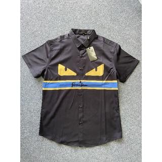 フェンディ(FENDI)のオススメ FENDIフェンディ Tシャツ 半袖 メンズ XL(Tシャツ/カットソー(半袖/袖なし))