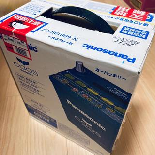 パナソニック(Panasonic)のパナソニック 自動車用バッテリー N-60B19R C7 新品・未使用(汎用パーツ)