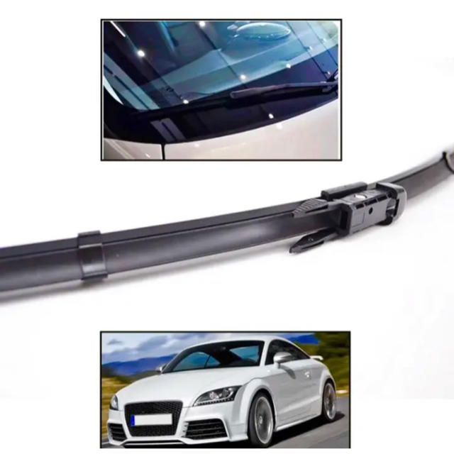 AUDI(アウディ)のアウディ Audi OEM TT/TTS/TTRS(8J) ワイパーブレード 自動車/バイクの自動車(車種別パーツ)の商品写真