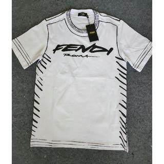 フェンディ(FENDI)のFENDIフェンディ Tシャツ M(Tシャツ/カットソー(半袖/袖なし))
