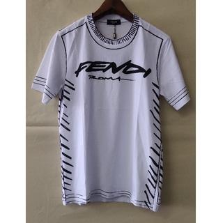 フェンディ(FENDI)のお勧め!Fendiフェンデイ Tシャツ ホワイト(Tシャツ/カットソー(半袖/袖なし))