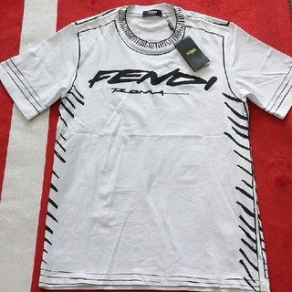 フェンディ(FENDI)のフェンディ FENDI Tシャツ(Tシャツ/カットソー(半袖/袖なし))