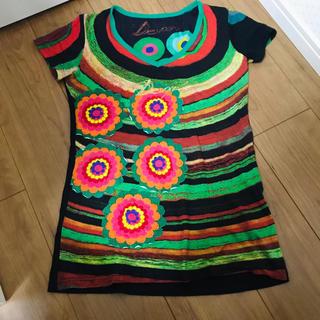 DESIGUAL - デシグアル  Tシャツ