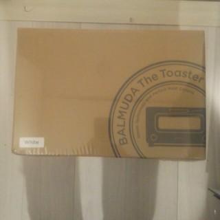 バルミューダ(BALMUDA)の「BALMUDA The Toaster」 ザ・トースター (ホワイト)(調理機器)