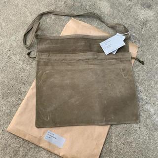 Hender Scheme - Hender scheme red cross bag big エンダー