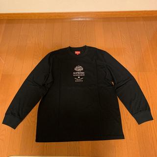 シュプリーム(Supreme)のSupreme 長袖tシャツ (Tシャツ/カットソー(七分/長袖))