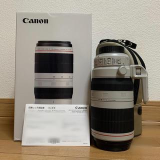 Canon - 【超美品】Canon EF100-400mm 二型