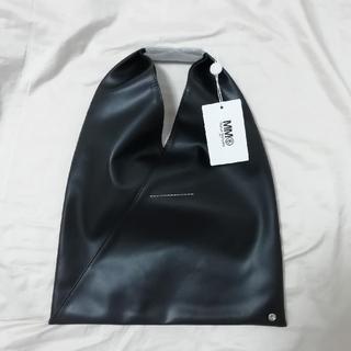 エムエムシックス(MM6)の新作◆MM6 メゾンマルジェラ ジャパニーズ シンセティックレザートートバッグ(トートバッグ)