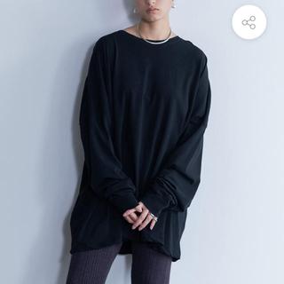 シー(SEA)のSEA  2XL/4XL LONG  SLEEVE  TEE (Tシャツ(長袖/七分))