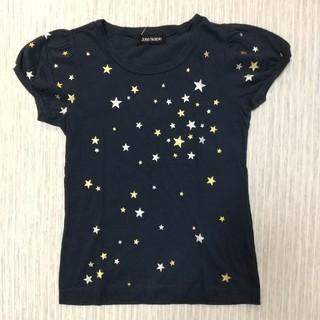 ジェーンマープル(JaneMarple)のJane Marple 星柄Tシャツ(Tシャツ(半袖/袖なし))