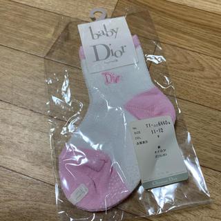ベビーディオール(baby Dior)のベビーディオール 靴下(靴下/タイツ)