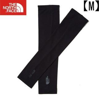 ザノースフェイス(THE NORTH FACE)の《新品最新作》ノースフェイス Wristlet UV対策 アームカバー【黒/M】(その他)