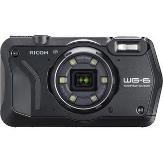 リコー(RICOH)のRICOH WG-6 ブラック 新品(コンパクトデジタルカメラ)