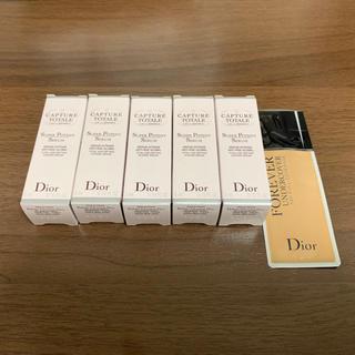 クリスチャンディオール(Christian Dior)のディオール カプチュールトータルセルENGYスーパーセラム(美容液)  15ml(美容液)