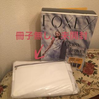 フォクシー(FOXEY)のフォクシー  マガジン no22 即完売激レア品 グレー レジカゴ保冷バッグ(エコバッグ)