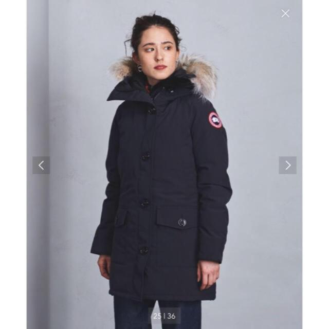 CANADA GOOSE(カナダグース)の新品‼︎!CANDA GOOSE カナダグース BRONTE レディースのジャケット/アウター(ダウンコート)の商品写真