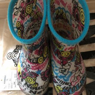 ヒステリックミニ(HYSTERIC MINI)のヒスミニ(長靴/レインシューズ)
