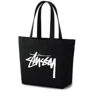 STUSSY - stussy ロゴ入りビッグトートバッグ 新品