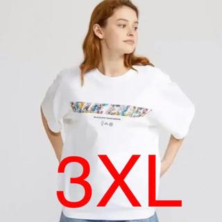 ユニクロ(UNIQLO)のビリーアイリッシュ × 村上隆 コラボ UT  3XLサイズ(Tシャツ(半袖/袖なし))