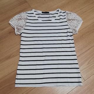 ボーダーTシャツ(Tシャツ(半袖/袖なし))