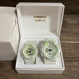 ジーショック(G-SHOCK)の✴︎美品✴︎ G-SHOCK BABY-G ペアウォッチ 電池新品 カシオ(腕時計(デジタル))
