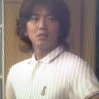 ジービー(GB)のキムタク着GBトリコロールポロシャツ38(ポロシャツ)