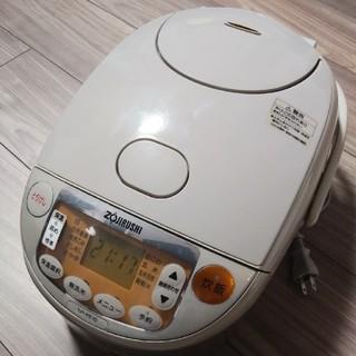 ゾウジルシ(象印)の炊飯器 極め炊き NP-PE10(炊飯器)