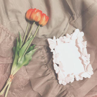 ザラホーム(ZARA HOME)の【数量限定】バタフライ フォトフレーム♡インスタ人気(フォトフレーム)
