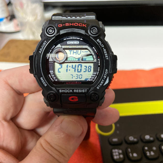 ジーショック(G-SHOCK)のCASIO G-SHOCK G-7900-1JF(腕時計(デジタル))