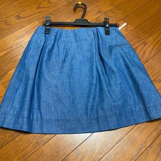 ジェイアンドエムデヴィッドソン(J&M DAVIDSON)のスカート(ひざ丈スカート)